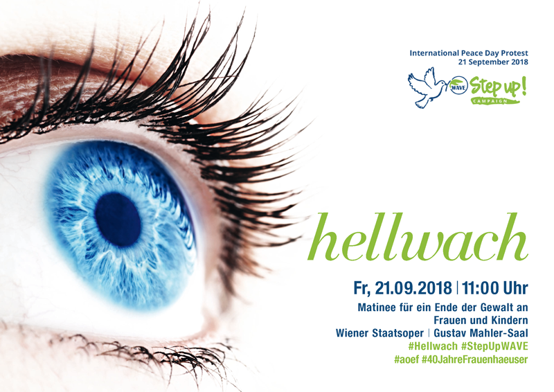 Flyer Hellwach 2018 cover web